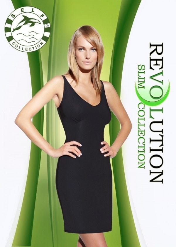 Výprodej Zeštíhlující šaty Self - F 020 ... 3bbbd02df6