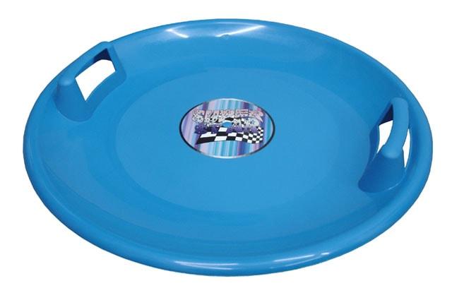 0b9c8ef66d Acra Superstar plastový talíř 05-A2034 - modrý