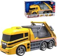Auto nákladní funkční 35cm s kontejnerem na baterie Světlo Zvuk