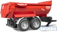 02225 (2225) Sklápěcí vůz Krampe vlečka PLAST