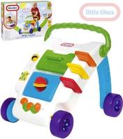 Baby chodítko interaktivní 2v1 set s doplňky pro miminko