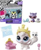 LPS Maminka + miminko Littlest Pet Shop zvířátko set s doplňky 4 druhy