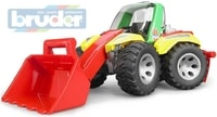 20106 Traktor čelní nakladač Roadmax model 1:16 plast