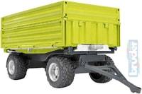 02203 (2203) Sklápěcí vůz FLIEGL - zelený