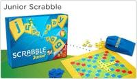 Hra Scrabble Junior