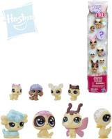 LPS Littlest Pet Shop zvířátko Frosting Frenzy set 8ks 3 druhy plast