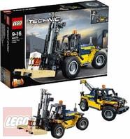 TECHNIC Výkonný vysokozdvižný vozík 42079