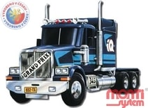 43 Auto WS RACING TRUCK stavebnice MS 43 0107-43