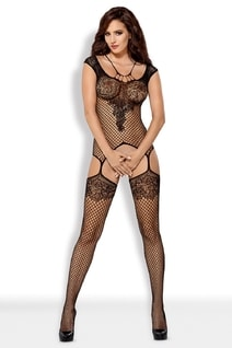 Bodystocking F229 black
