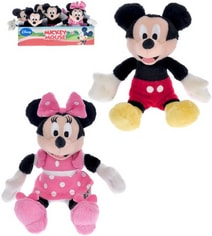 Disney Minnie/Mickey Mouse 12cm 2 druhy