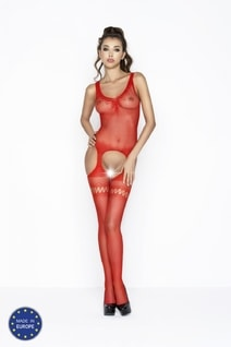 Bodystocking BS038 red