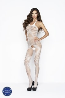 Bodystocking BS037 white