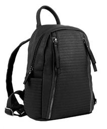 Šedý elegantní batoh nepromokavý s USB portem UNISEX  d0b1739e25