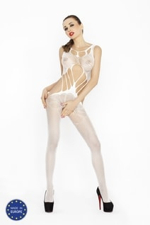 Bodystocking BS030 white
