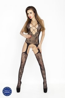Bodystocking BS017 black