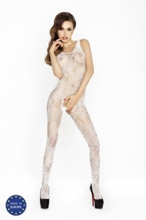 Bodystocking BS020 white