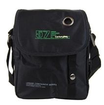 Menší pánská crossbody taška C52 černá 002fc66ead2