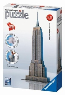 Puzzle Empire State 3D