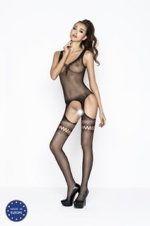 Bodystocking BS038 black