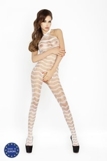 Bodystocking BS022 white