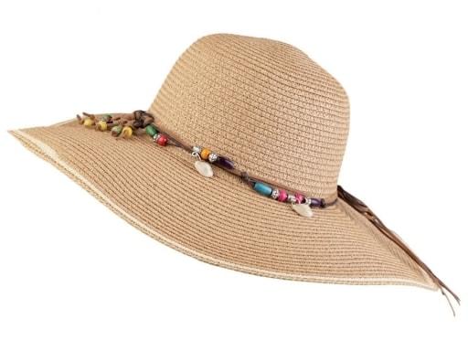 9f1b2c06125 Dámský klobouk   slamák