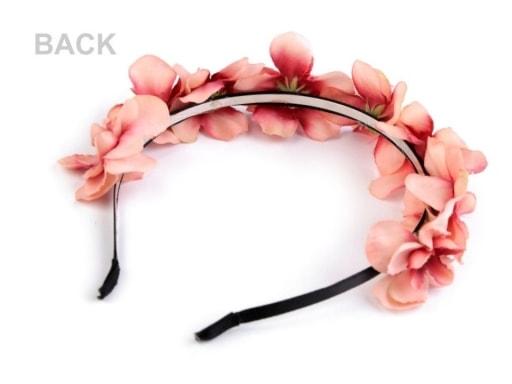 Čelenka do vlasů s květy. Zvětšit. Předchozí  Další aeaa24916a