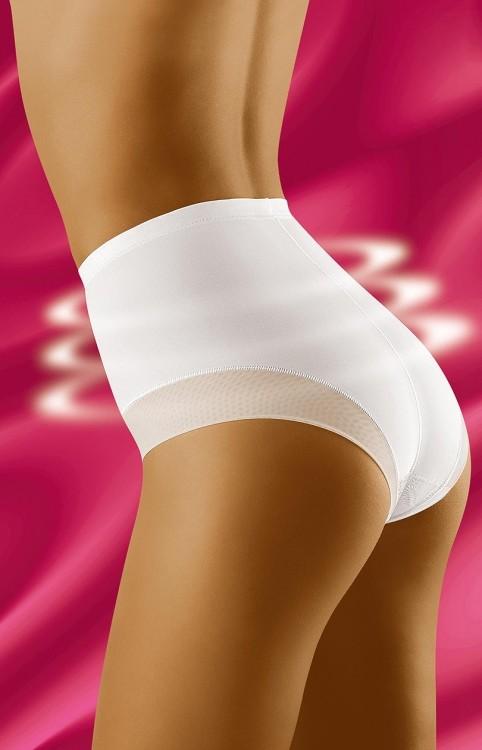 Stahovací kalhotky Experia white