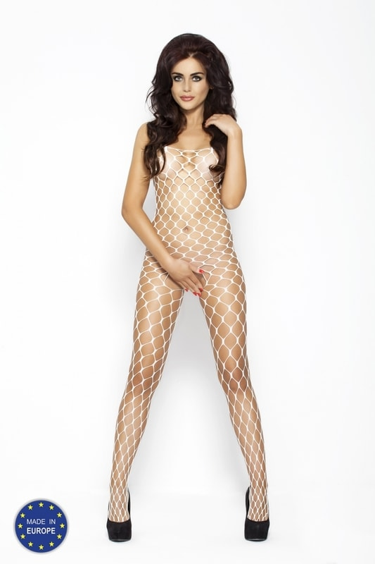 Bodystocking BS001 white