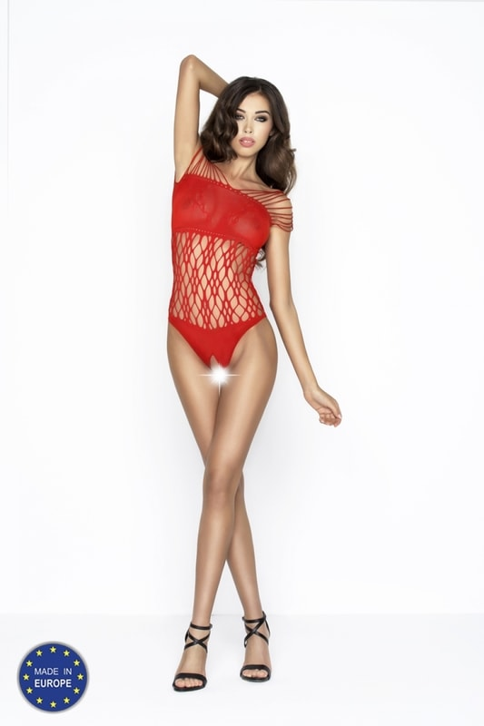 Erotické body BS035 red