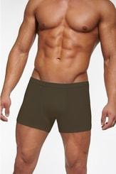 Pánské boxerky Authentic mini brown