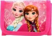 Peněženka dětská holčičí Frozen (Ledové Království) Anna a Elsa