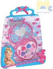 Starmodel Make Up dětská sada srdíčko se zrcátkem šminky pro děti