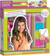 SMU Křídy dětské na vlasy kreativní set s náplety a koráky Style Me Up