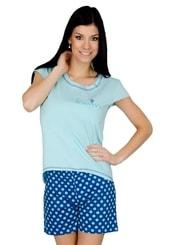 Dámské pyžamo s kraťasy Klasic