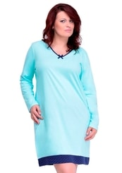 Dámská košile nadměrné velikosti Tatiana