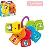 Chrastítko Klíčky barevné pro miminko