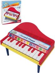Grand piáno dětský klavír 12 kláves na nožkách
