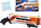 NERF ELITE Rough Cut N-Strike Střílí 2 šipky najednou Set s náboji