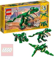 CREATOR Úžasný dinosaurus 3v1 31058 STAVEBNICE