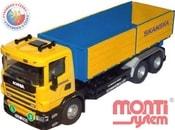 67 Auto Scania SKANSKA stavebnice MS67 0110-67