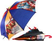 Deštník dětský Avengers klučičí vystřelovací 2 barvy v sáčku