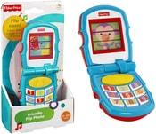 Telefon veselý Otevírací véčko Plast BABY