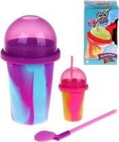 Slushy Maker výroba ledové tříště 4 barvy + Milkshake Maker ZDARMA!