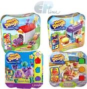 Moon Dough standard extra lehká modelína set s formičkami a doplňky 4 druhy