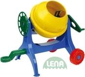 Dětská plastová mechanická míchačka na maltu
