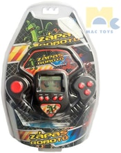 Hra LCD zápas robotů