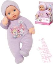BABY BORN Miminko 30cm panenka látková First Love zpívá na baterie Zvuk