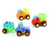Sada auta/traktor