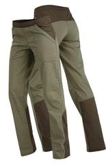 Kalhoty dámské dlouhé do pasu