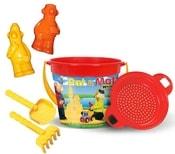 Sada na písek set PAT A MAT hračky na písek